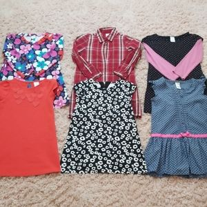 Gymboree Dress Lot Size 5 Girl's